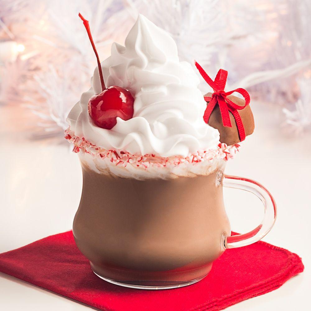Naughty List Hot Chocolate