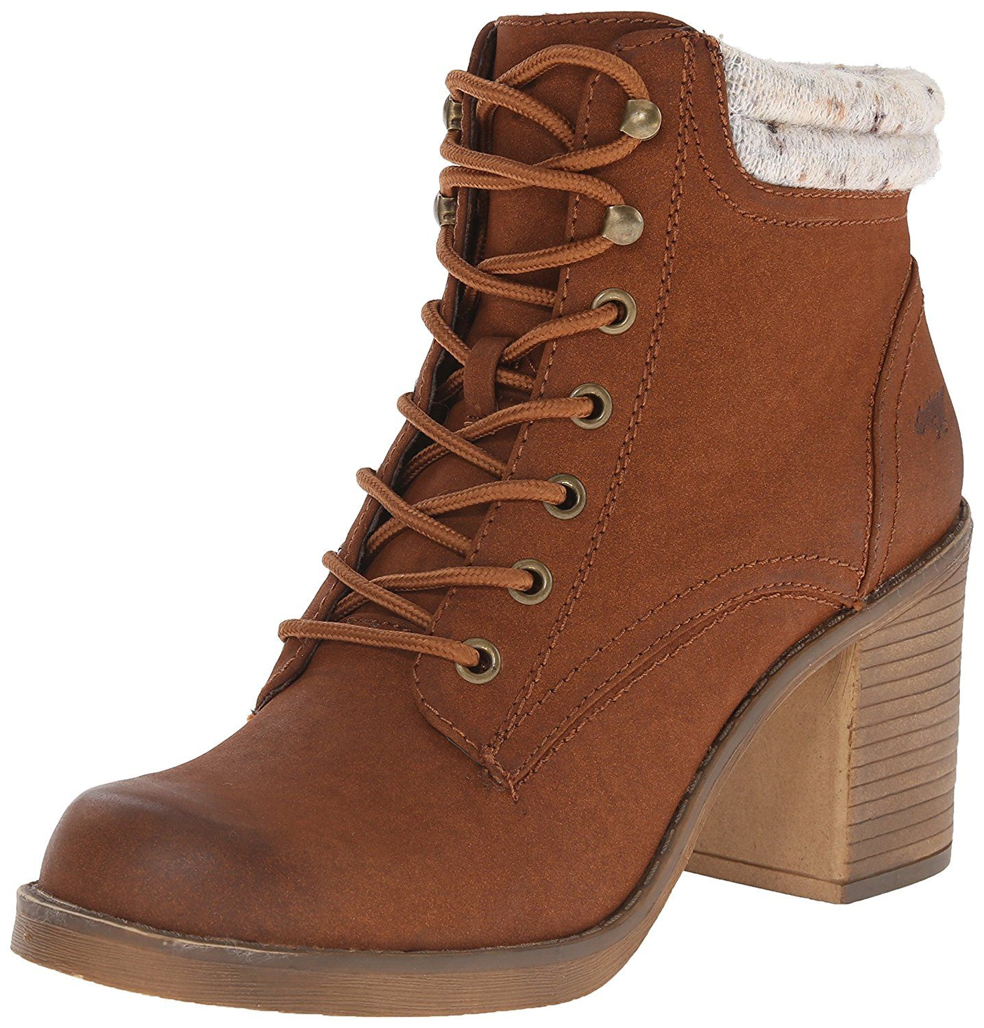 Best Price Womens Boots Rocket Dog Somers Brown Saloon
