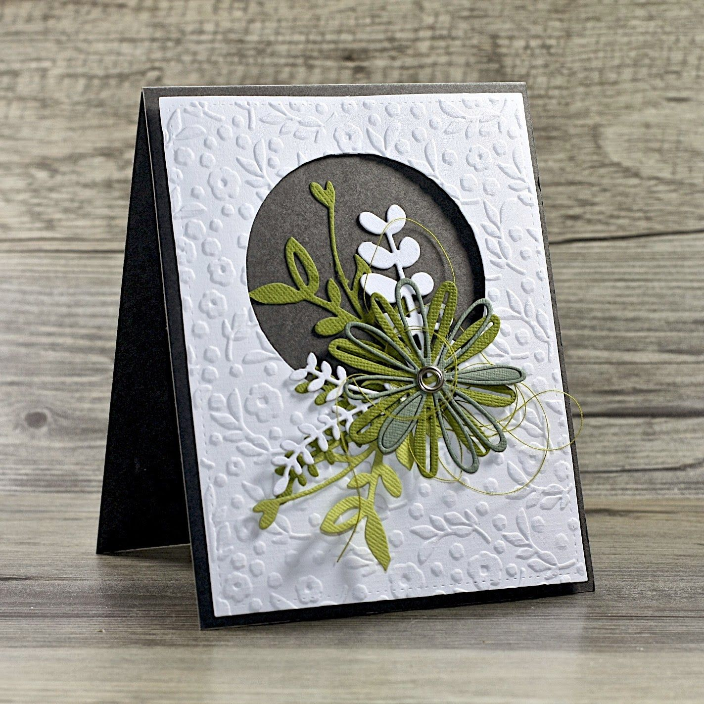 Crafting Ideas From Sizzix Uk Greeting Card Mr Big Shot