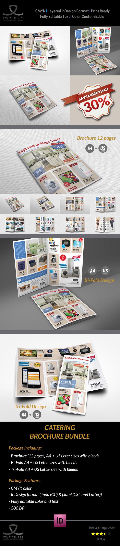 Products Catalog Brochure Bundle Vol.4