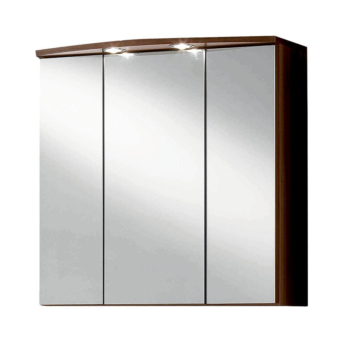 3D-Spiegelschrank Well-ness - Eiche Dunkel, Giessbach Jetzt ...