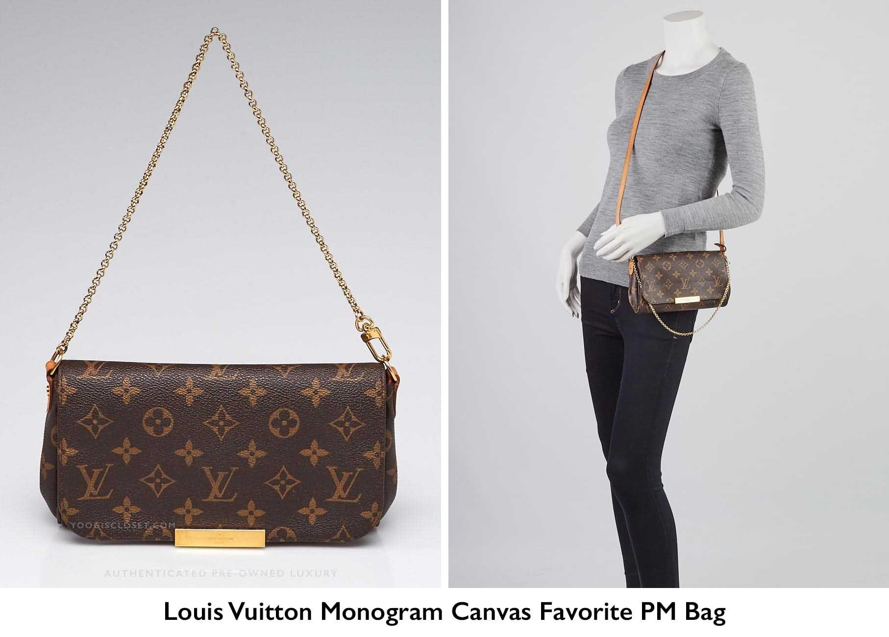 f7062f5e1a4 15 Most Popular Louis Vuitton Monogram Small Crossbody Bags ...