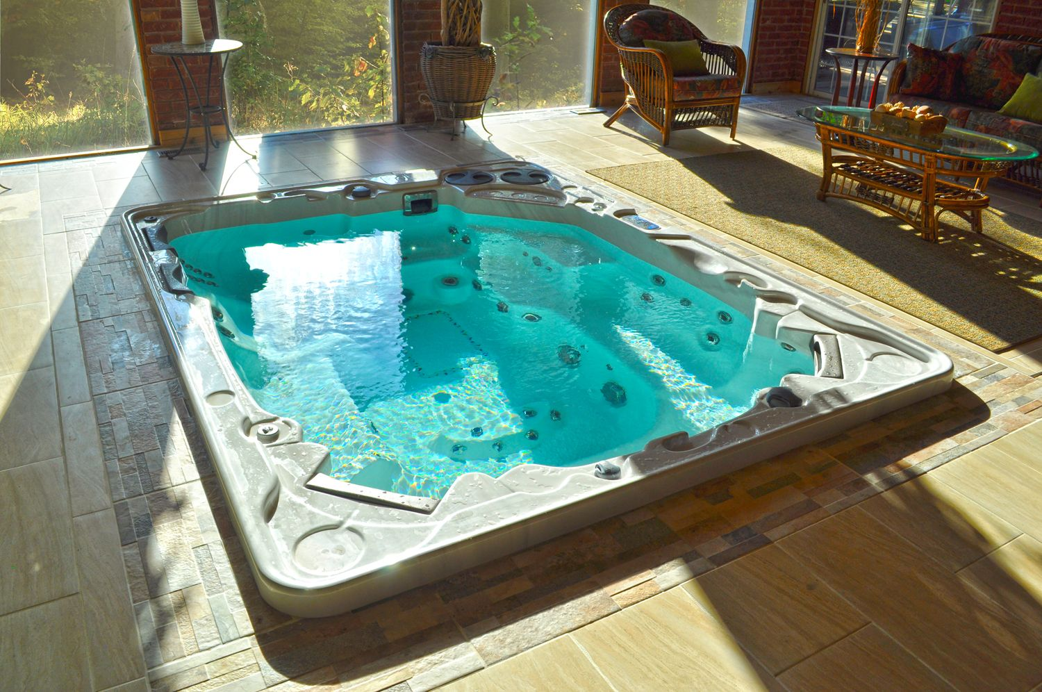 Hydropool Self Cleaning 1038 Seats 10 People Amazing Party Hot Tub Cleaning Hot Tub Hot Tub Hot Tub Swim Spa