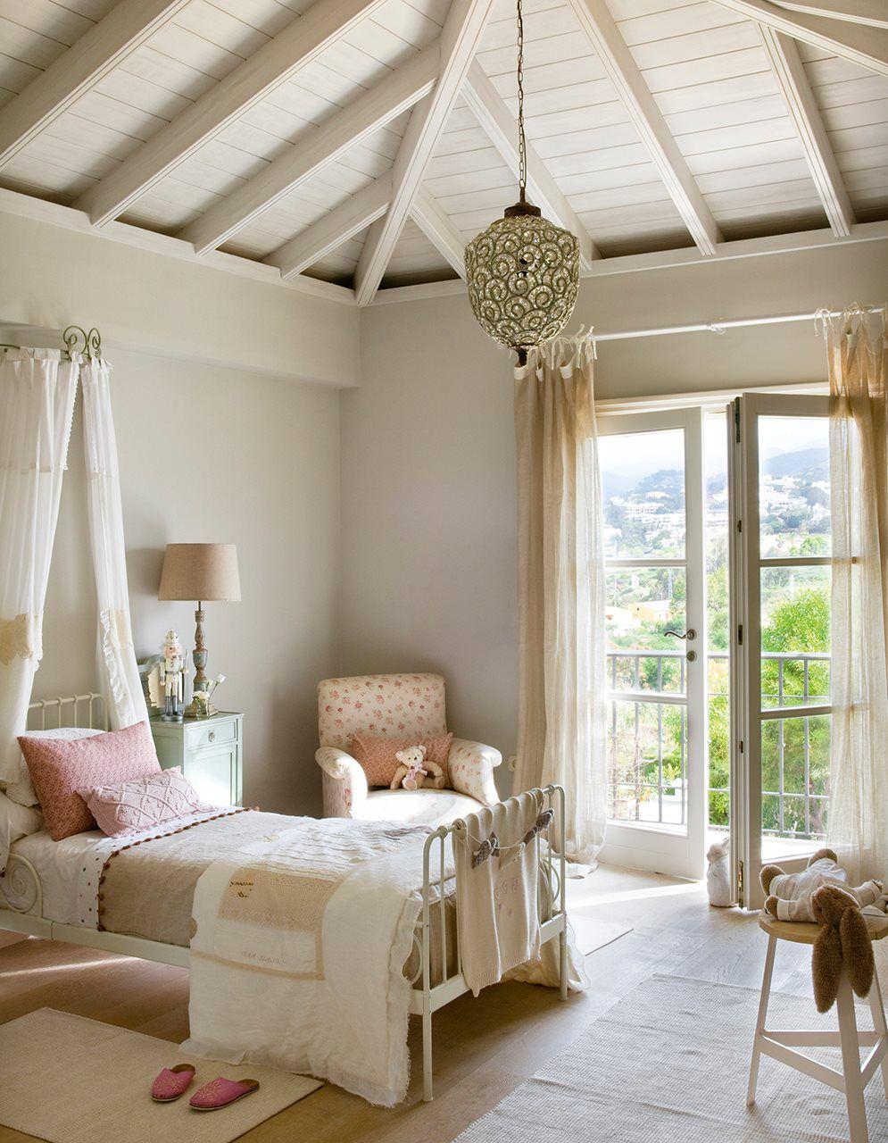 10 Ideas Para Pintar La Habitaci N De Los Ni Os Elmueble Com  # Muebles Cuento De Hadas