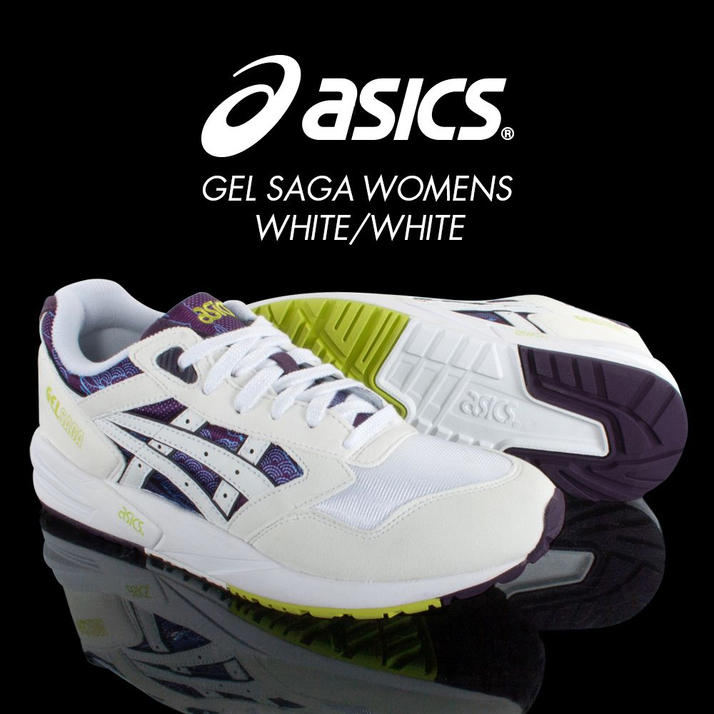 New Arrivals #asics #gelsaga #sneakers #fashion #wivah http://