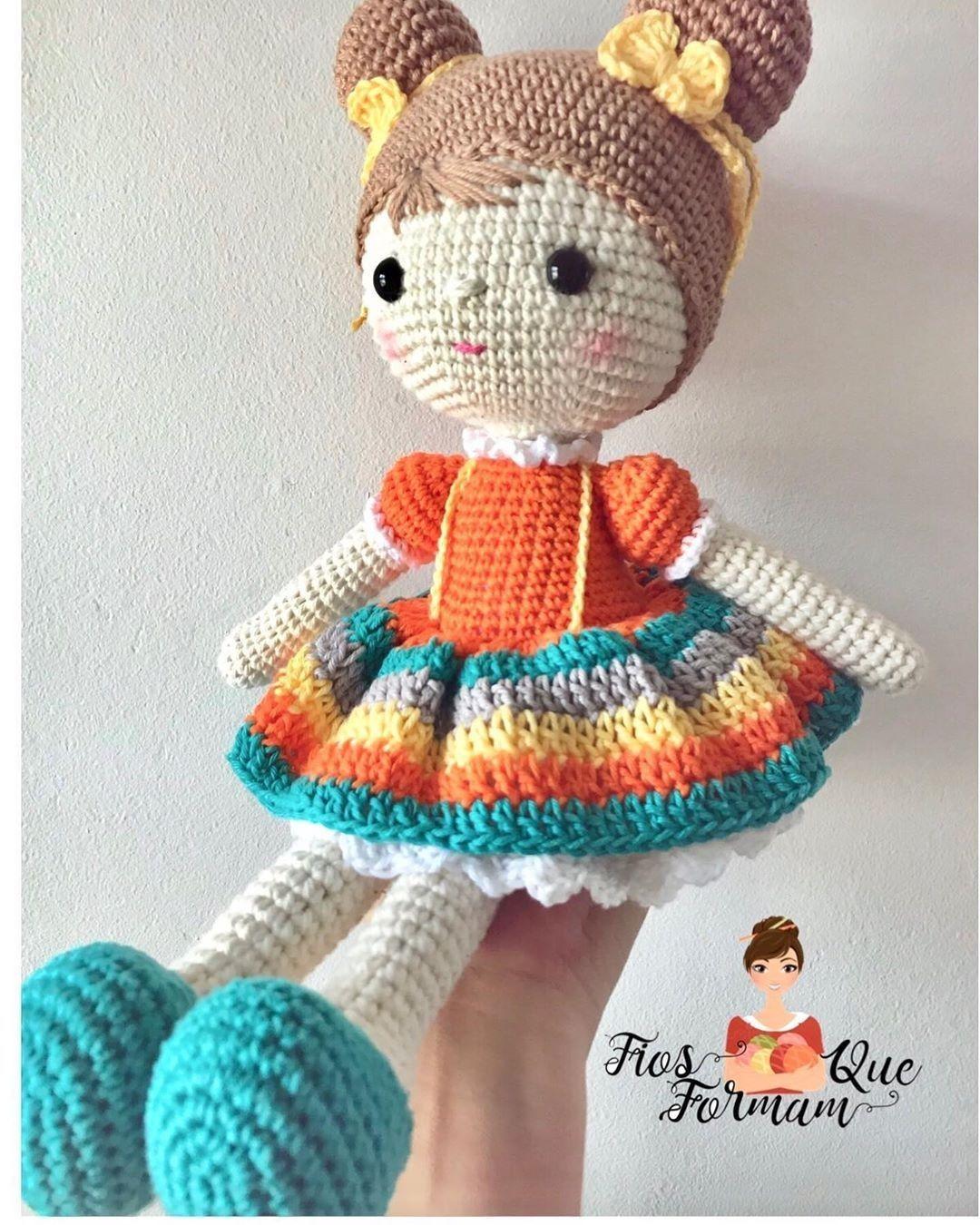Apostilas Amigurumi animais de crochê gratis #amigurumireceita ... | 1350x1080