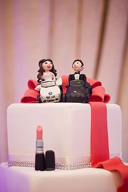 Gateau de mariage italien