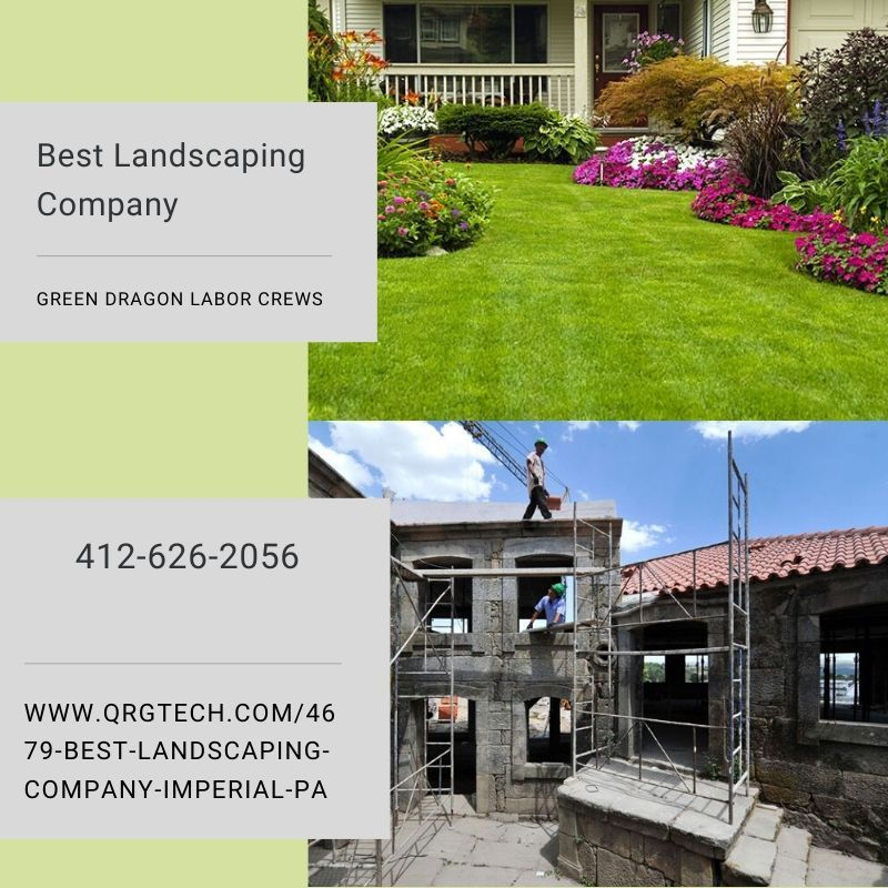 Are You Searching For A Best Landscaping Company In Monroeville Pa