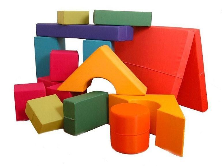 briks kinderspielh user baukl tze aus schaumstoff spielw rfel spielmatten quader. Black Bedroom Furniture Sets. Home Design Ideas