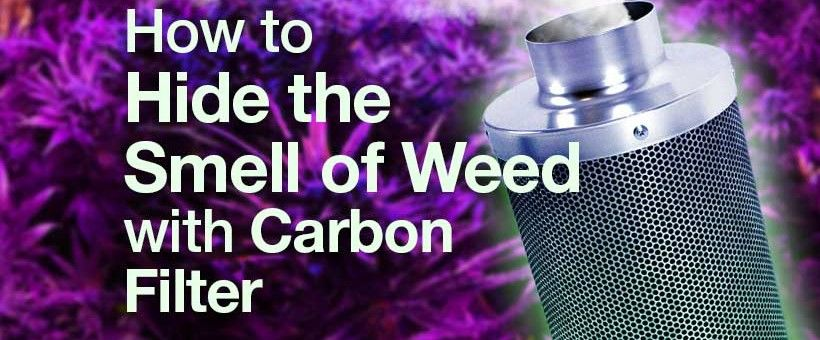 Grow Room Ventilation - How to Hide the Smell of Weed with