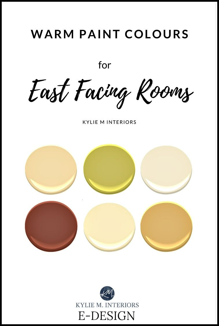 The Best Paint Colours for East Facing Rooms   Color Advice ...