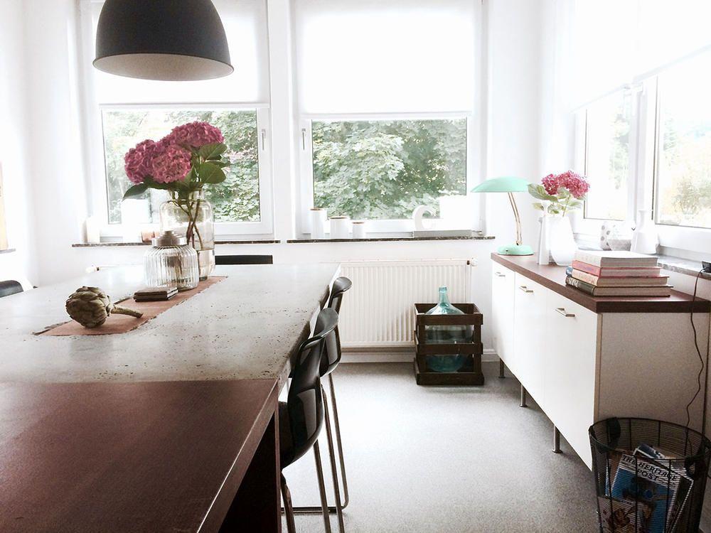 wohn und esszimmer von maria die ganze homestory gibt es auf roomidocom - Wohn Und Esszimmer Modern