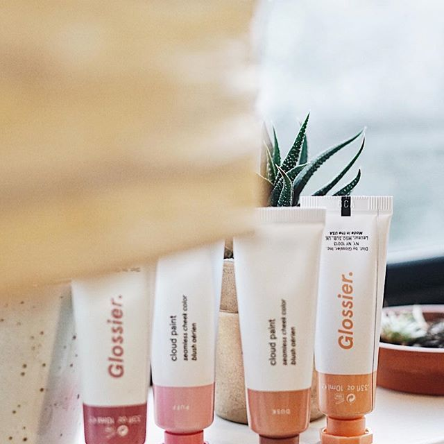 The next @glossier craze to sweep the beauty community : #cloudpaint the perfect gel-cream blushes which add a natural flush of color to the skin. Save when you buy 2 with code '2BLUSH' and get free shipping over $30 using my link glossier.com/reps/cindy