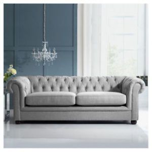 Details about new quality chesterfield sofa 3 2 seater - Chesterfield sofa living room ideas ...