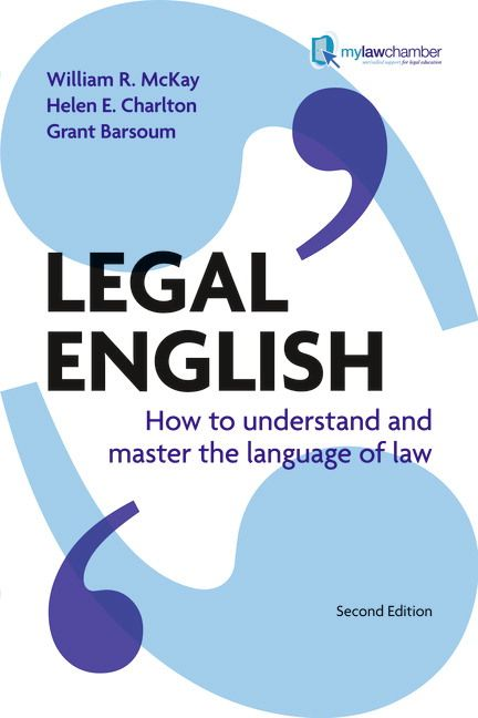 Legal english writing