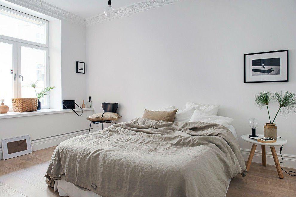 23 Soothing Scandinavian Bedroom Designs | Simple bedroom ...