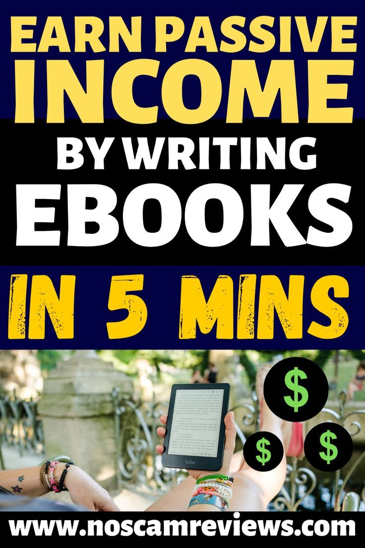 How To Sell Ebooks Online And Build Passive Step By