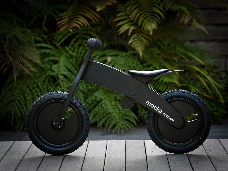 Wood Versus Steel Which Balance Bike Frame Should You Buy For