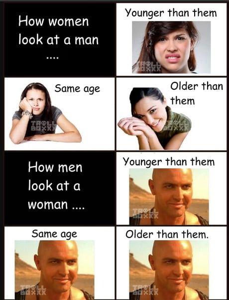 How Women Look At Men Vs How Men Look At Women Funny Facts Really Funny Memes Very Funny Memes