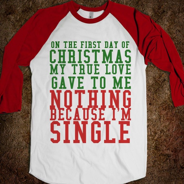 On The First Day Of Christmas My True Love Gave To Me Nothing ...