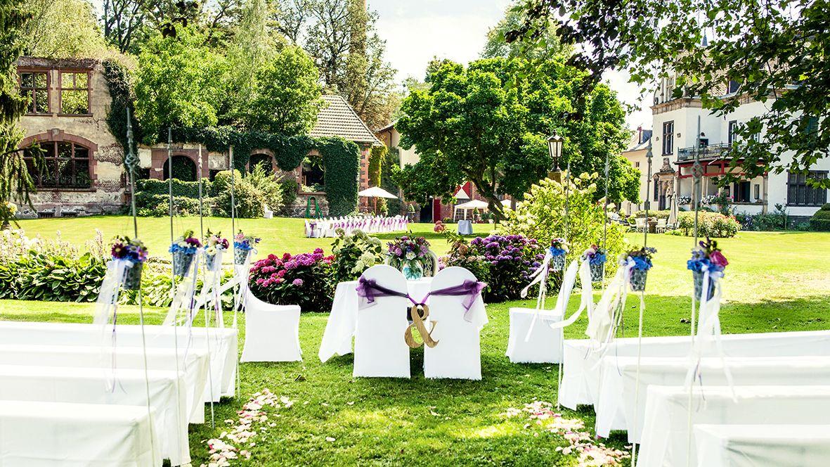 Hochzeit im Park  Hochzeitslocation  wedding venue