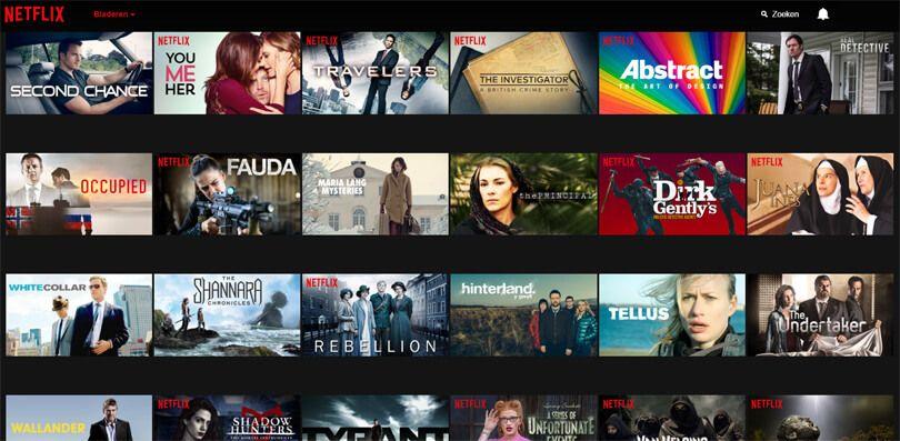 Wanneer Is Welke Serie Nou Eindelijk Beschikbaar Voor Abonnees Van Netflix Het Is Een Veel Gehoorde Vraag En Eigenlijk Is Daar Maar Netflix Film Nieuwe Films