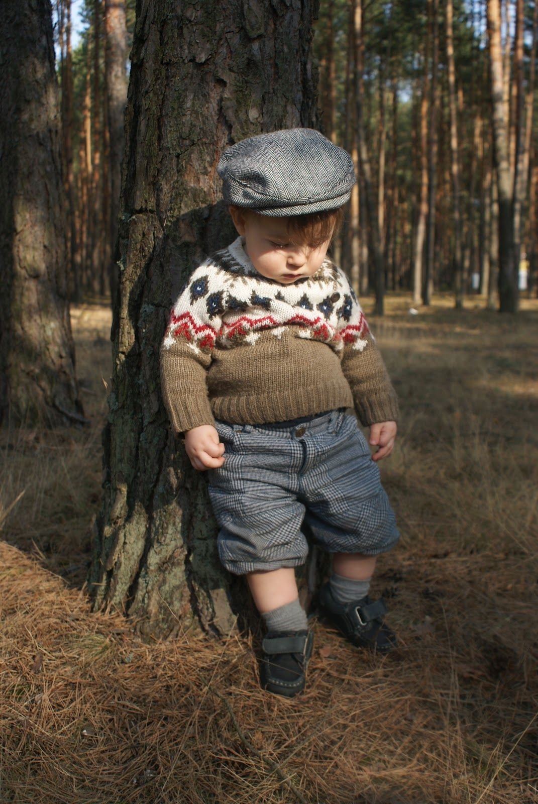 Vivi Oli Baby Fashion Life Jas I Malgosia Sami W Lesie Kids Outfits Baby Fashion Cute Baby Clothes