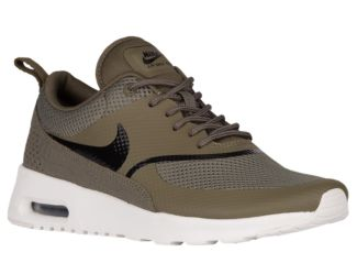 Nike Air Max Thea Women's Running Shoes Medium Olive