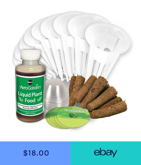 Aerogarden Hydroponics Seed Starting Home Garden Ebay 400 x 300