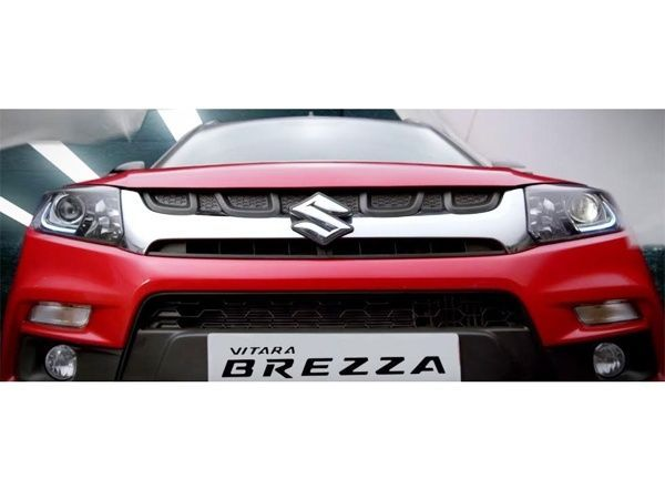 Exclusive 2020 Maruti Suzuki Vitara Brezza Petrol Manual Could