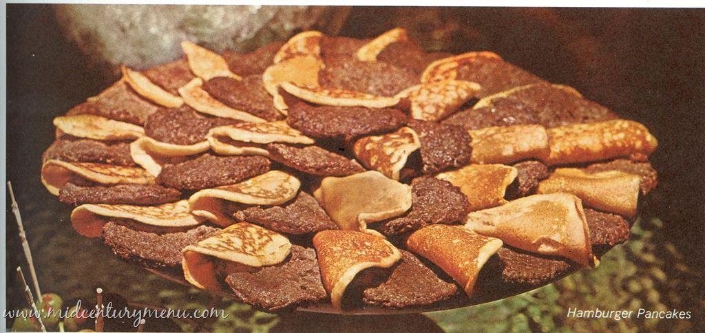 Hamburger Pancakes – 1967