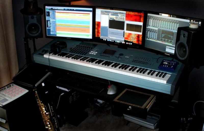 Super Recording Studio Is Ready All You Need Is A Recording Mixing Largest Home Design Picture Inspirations Pitcheantrous