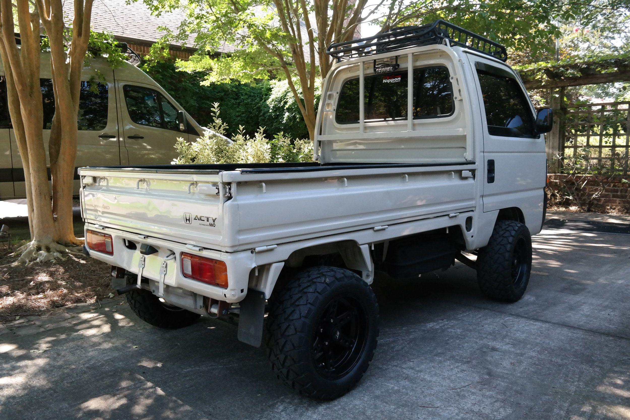 1994 Honda Acty Truck Nippon Imports In 2020 Mini Trucks Mini Trucks 4x4 Trucks
