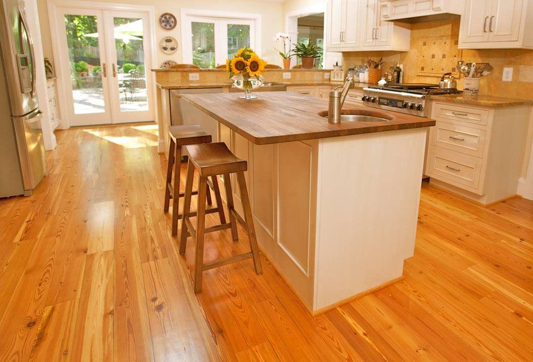 Reclaimed Wood Flooring   Credit: Old Barn Reclaimed Wood ...