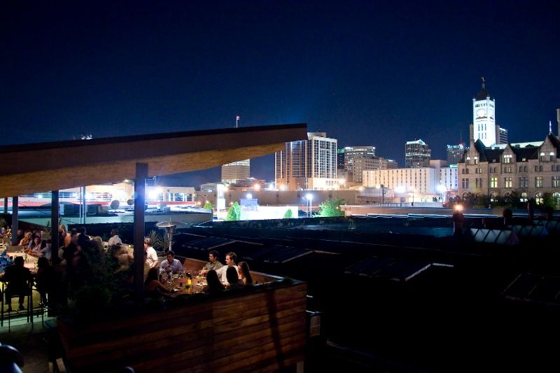 21 Of The Best Rooftop Bars Dining Spots In Nashville
