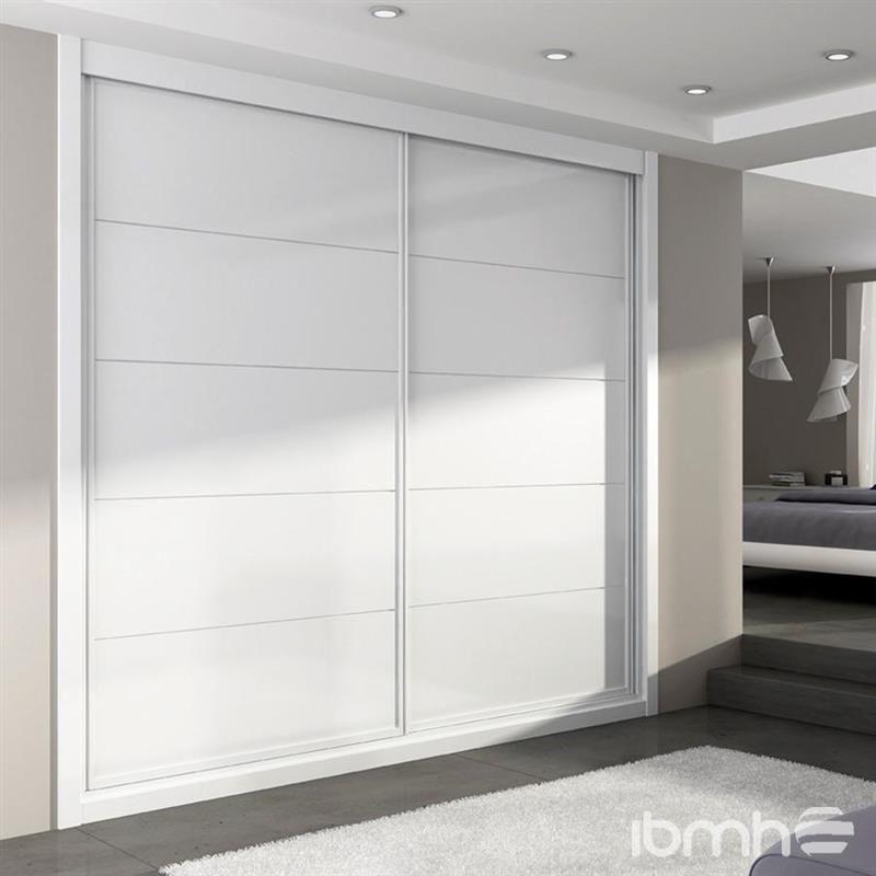 Importar puertas aluminio closet corredizas deslizantes de for Puerta corredera de taller