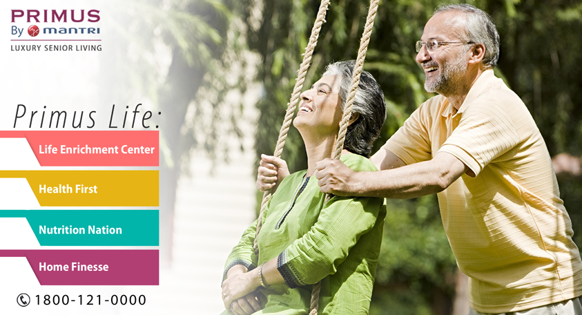 "We bring to you ""Primus"", where life is yet to surprise you. Live a new life each day, filled with surprises, happiness and energy.  Know more here: http://mantriprimus.in/ Call us: 1800-121-0000"