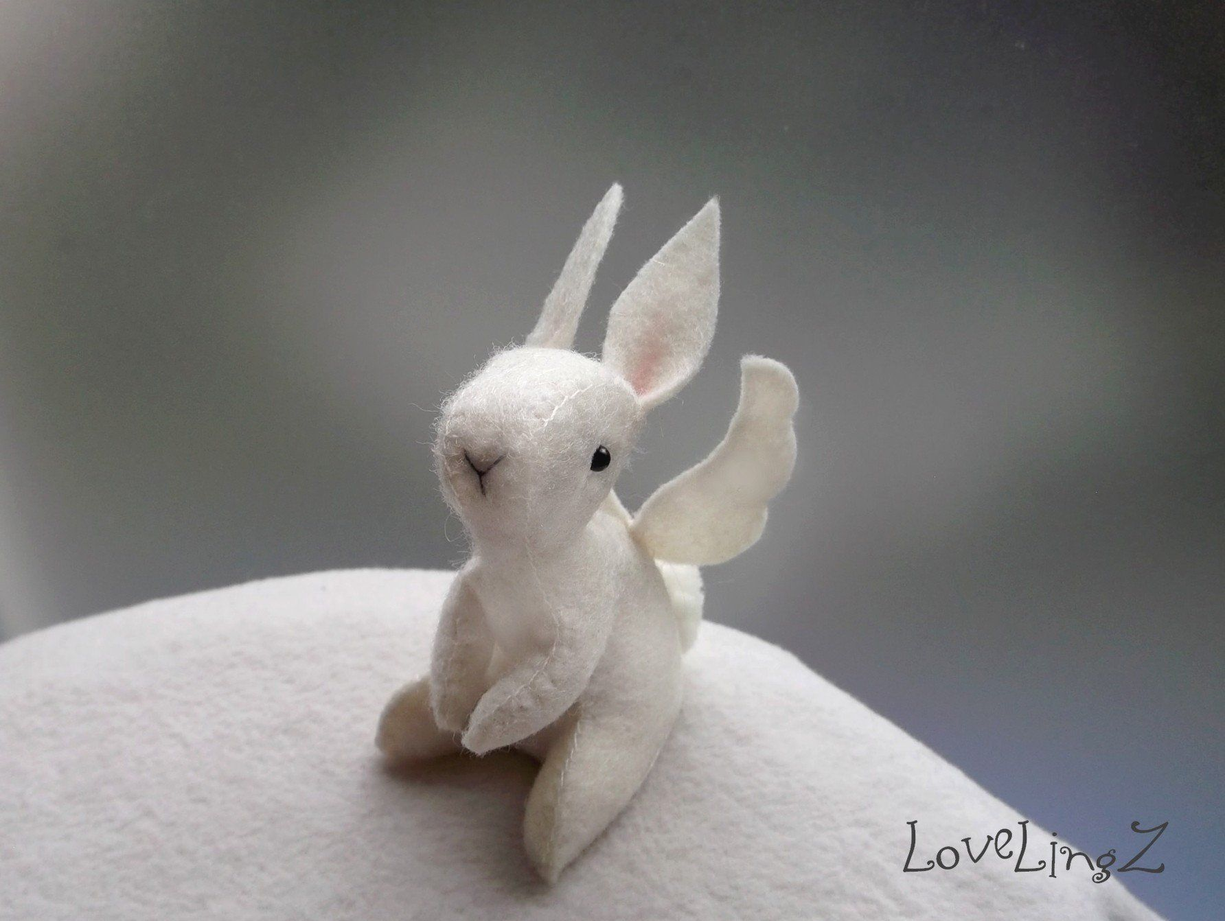 23+ Angel bunny ideas