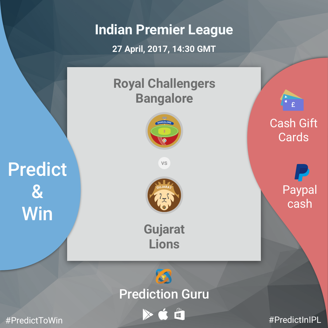 Who will take today match #Kohli vs #Raina? Support your #team in #PredictionGuru & win exciting #gifts. Download at