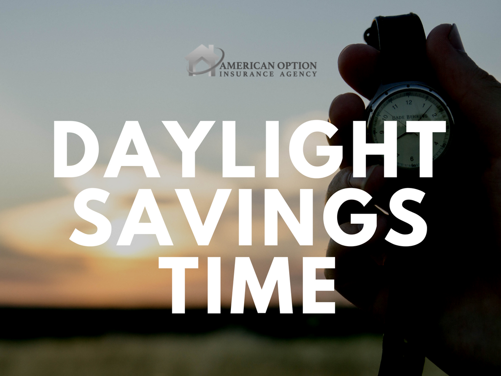Daylight Saving to American Option Insurance