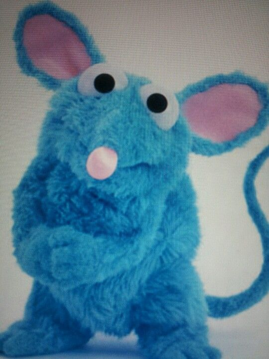 Tutter From Bear In The Big Blue House I Drove A Long Way To Get