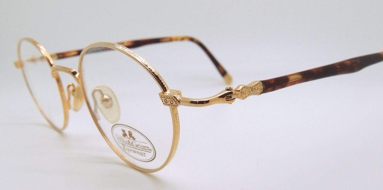 The old glasses shop has a great range of 80\'s Willis & Geiger ...