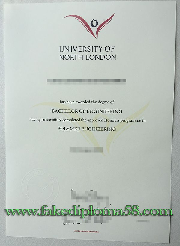 university of north london degree  buy fake degree  buy