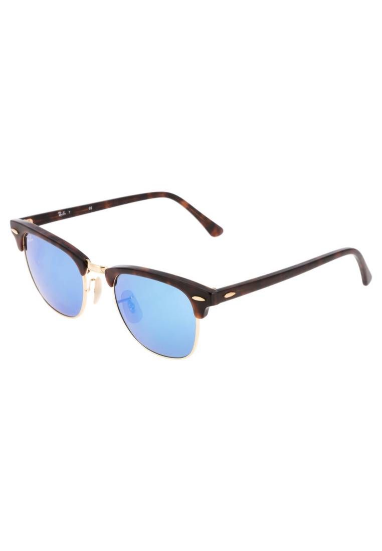 Ray-Ban. CLUBMASTER - Sunglasses - braun. UV protection yes. Frame 80fd3d5c90
