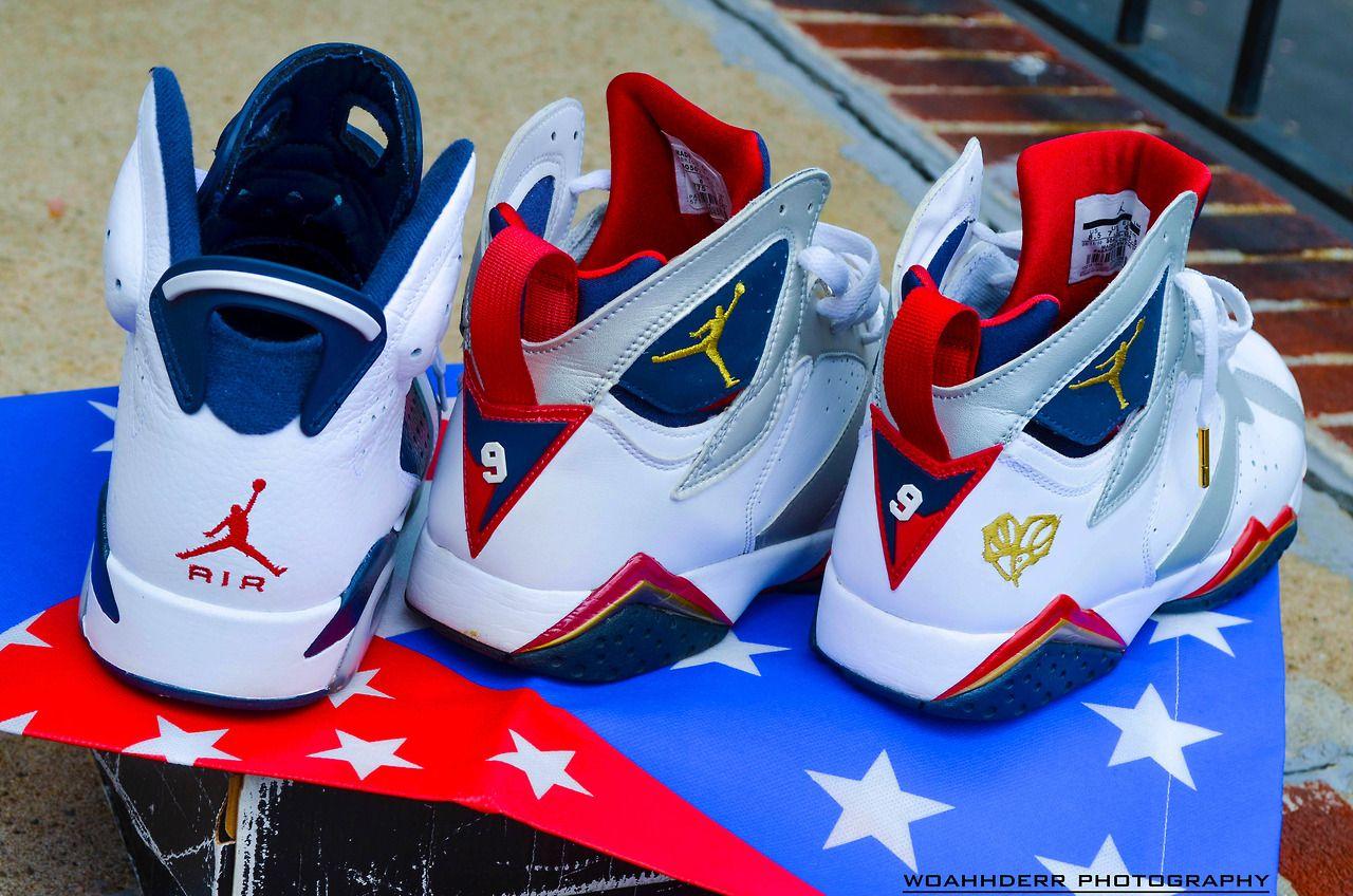 87c87371610e36 Air Jordan Olympics