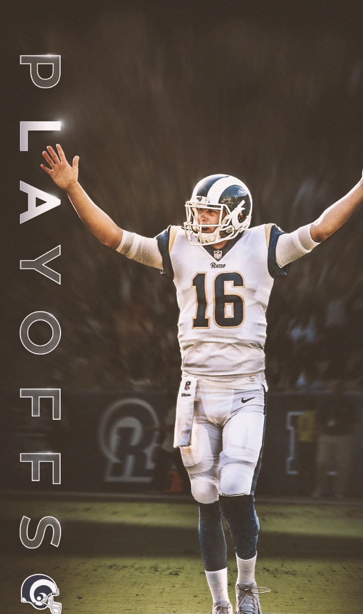 Jared Goff Jared Goff Rams Football Football