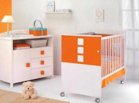 Charmant Brightly Coloured Nursery | Bambino | Pinterest | Baby Nursery Furniture, Nursery  Furniture And Nursery