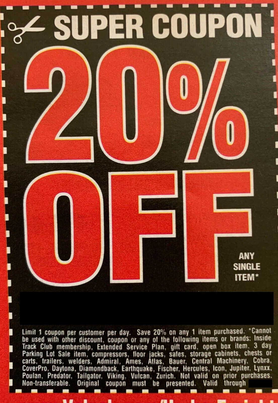 Pin On Harbor Freight Coupons