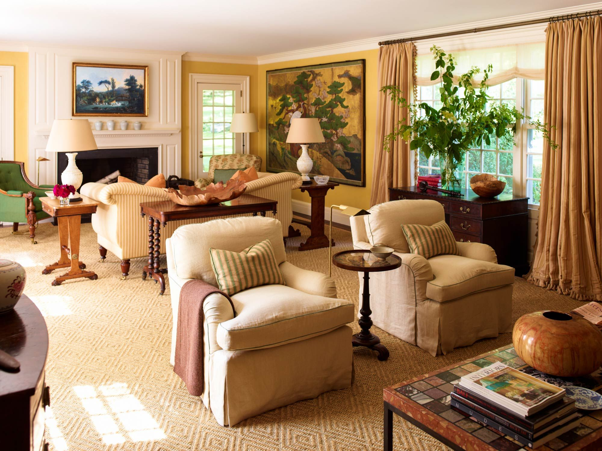 79 Gorgeous Farmhouse Living Room Makover Ideas | Fixer ...
