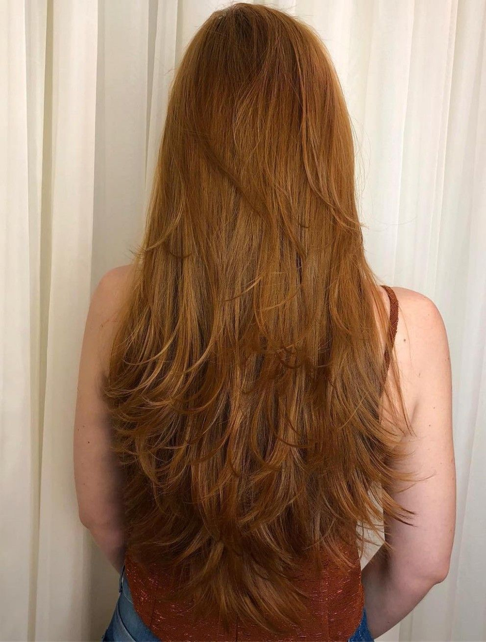 Layer Long Hair Or Not In 2020 Long Layered Hair Haircuts For Long Hair Straight Hairstyles